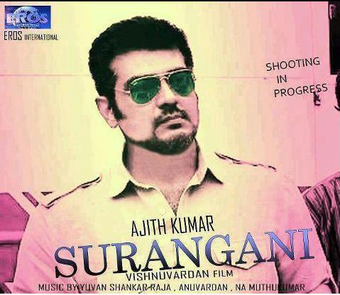 ajith next movie adangathavan