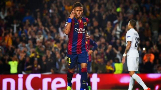 Dan Cuplikan Video Gol Barcelona Vs Psg Skor Barcelona Berhasil