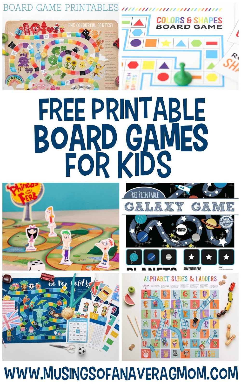 graphic relating to Printable Board Games known as Musings of an Normal Mother: Free of charge printable board video games