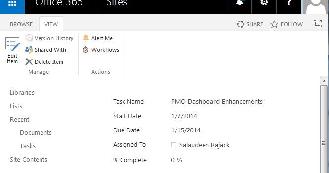 SharePoint Online: Add New List Item using PowerShell