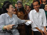Jokowi: Kalau Ganggu Saya, Akan Saya adukan ke Ibu Mega biar Ibu Turun Tangan