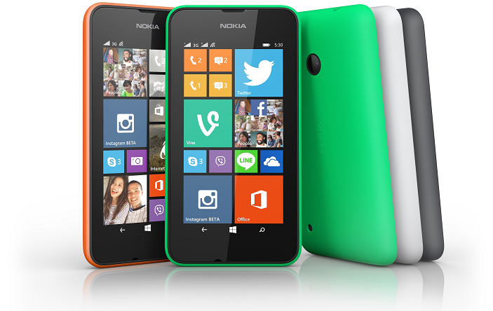 Nokia Lumia 530 Dual SIM: Specs, Price and Availability