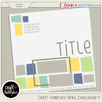 Template : April Template Challenge 1 by Craft-tastrophic