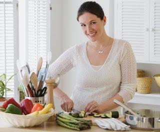 Mutfakta yemek yapın