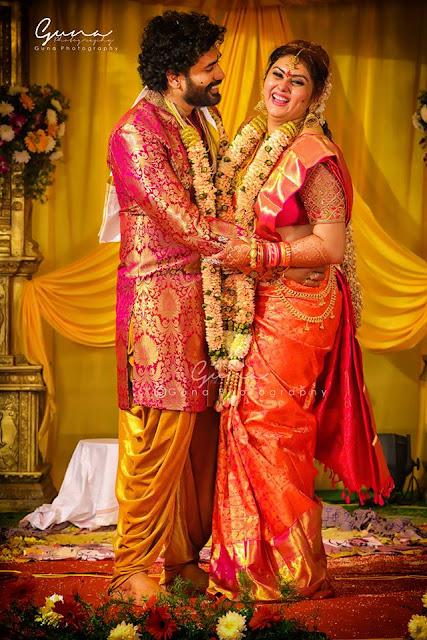 Actress Namitha Veera Wedding