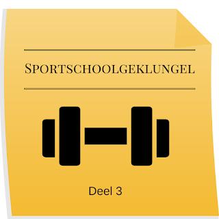 Sportschoolgeklungel