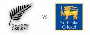New Zealand vs Sri Lanka