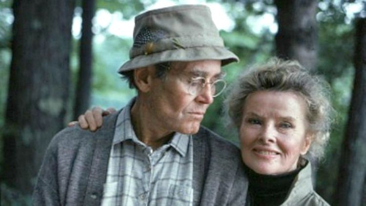 A Vintage Nerd Old Hollywood Film On Golden Pond Henry Fonda Classic Film Stars Finally Movie