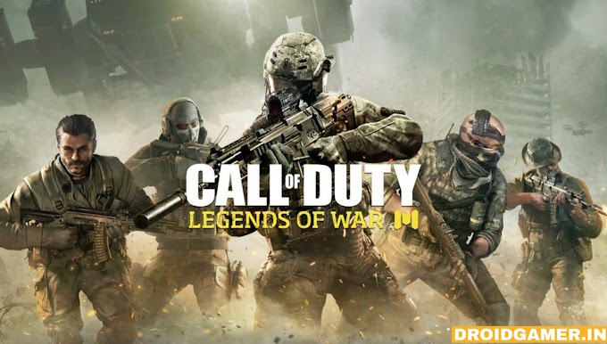 Call of Duty Legends of war Pre Register