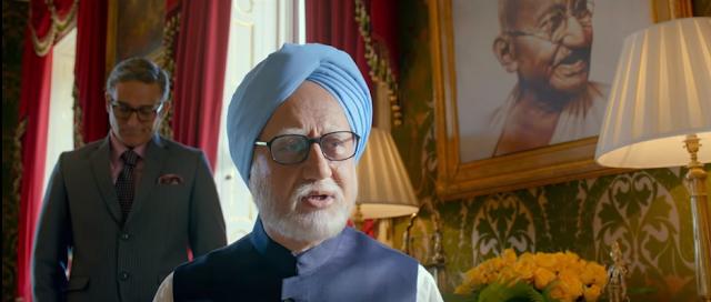 Anupam Kher becomes Manmohan Singh, Akshay Khanna as Baru