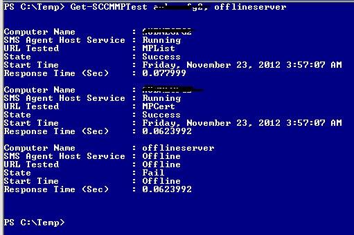 Sccm Agent Service Name