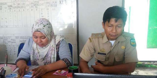 Kantor Dilengkapi Jaringan Internet, Desa Tanarigella Susun Proker 2017