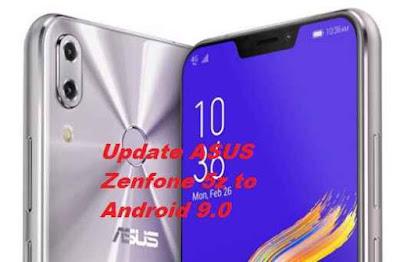 تفليش ،وتحديث، جهاز ، Firmware، Update، ASUS، Zenfone، 5z، to، Android، 9.0