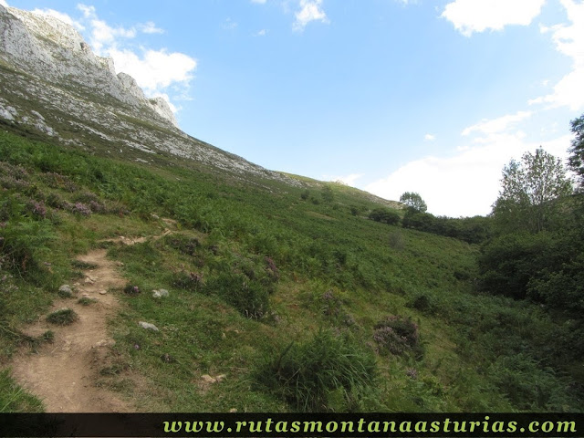 Ruta Caín Terenosa: Camino a Pandébano