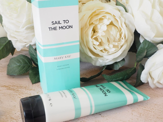 Mary Kay Believe & Wonder Sail To The Moon Shower Gel + Body Lotion