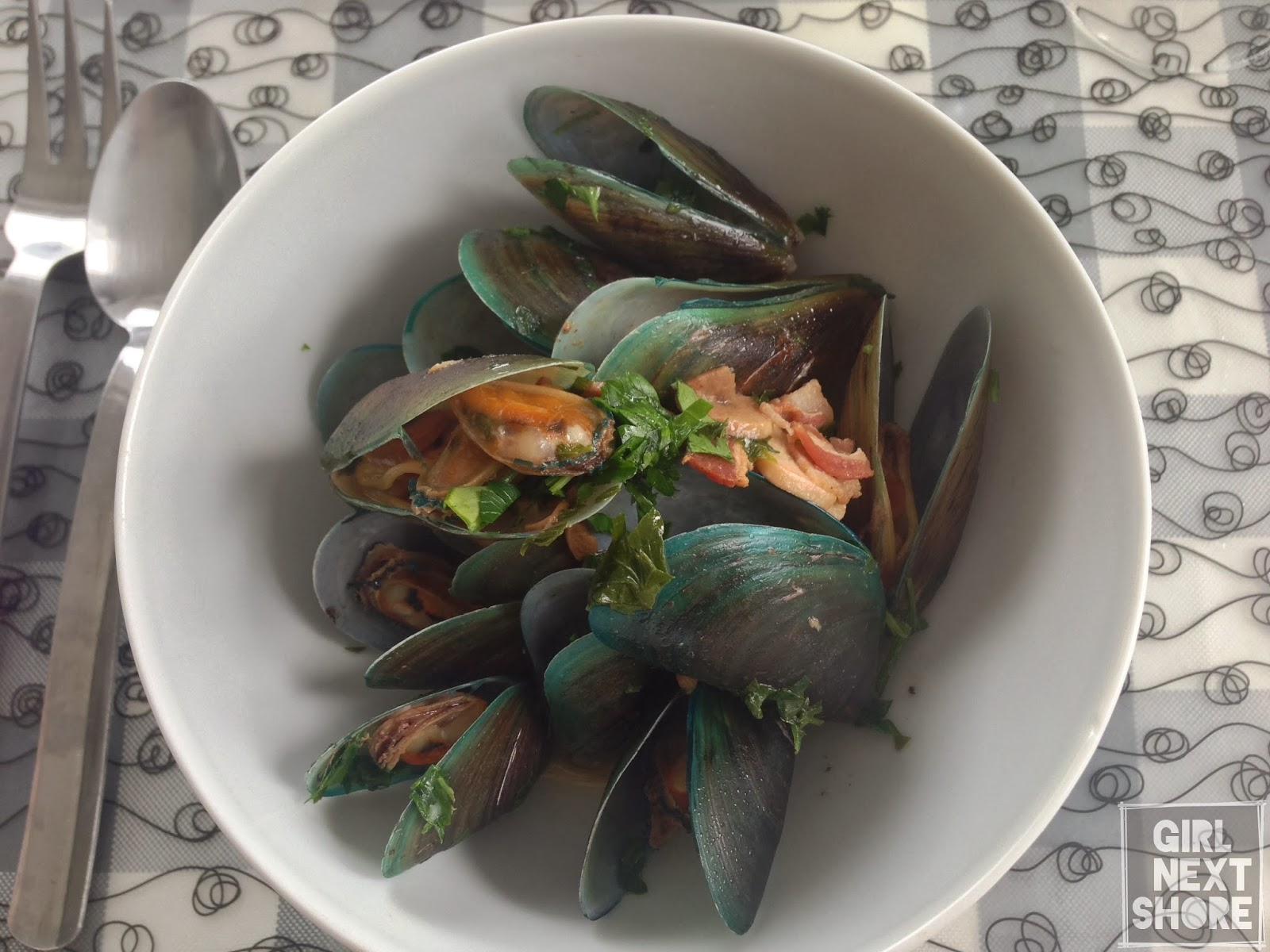 Chez Plaid Boy: where I found my heart on a plate