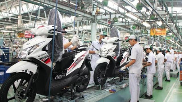 PT Astra Honda Motor Buka Lowongan Kerja Bagian Preparation Operator (Lulusan SMA/SMK/Setara)