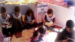 """Iretama: Colégio realiza """"II Feira do Livro e Leitura"""""""