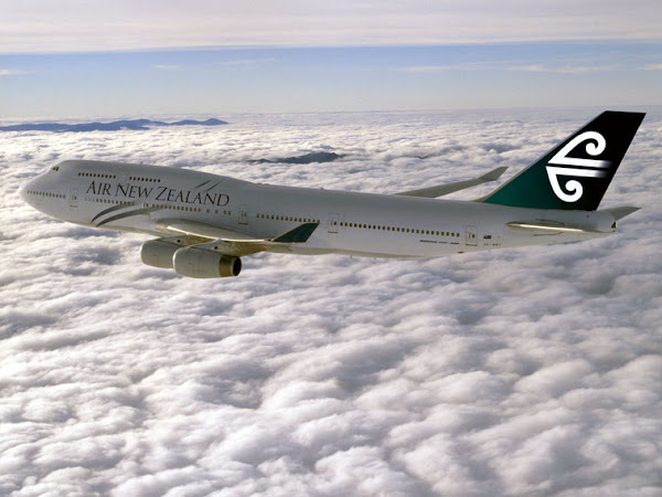 Watch Air New Zealand's Pre-Flight Video