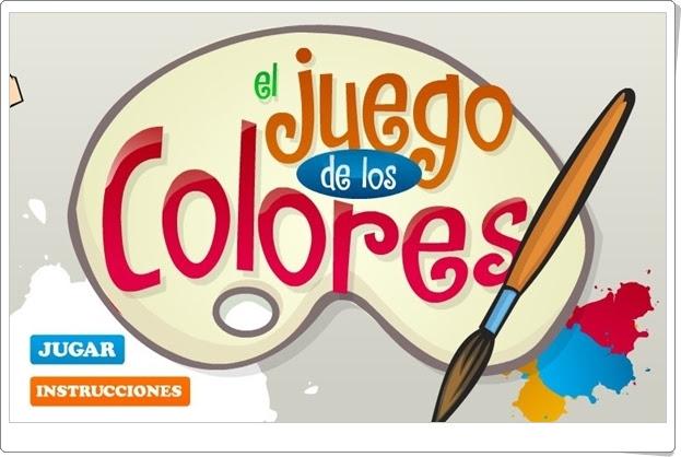 """""""El juego de los colores"""" (Educación Plástica de Primaria)"""