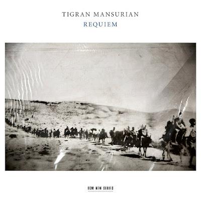 Tigran Mansurian - Requiem - ECM
