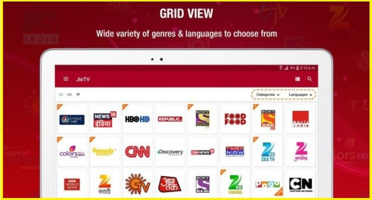 Jio TV for PC Download – Install Reliance Jio TV On Windows