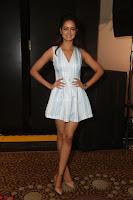 Shanvi Looks super cute in Small Mini Dress at IIFA Utsavam Awards press meet 27th March 2017 16.JPG