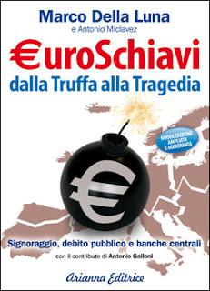 Euroschiavi - Marco Della Luna, Antonio Miclavez (economia)