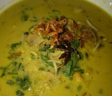 Resep Soto Daging Sapi dari Medan