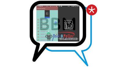 BBM MOD Black ID Original v2.13.1.14 Apk Gratis