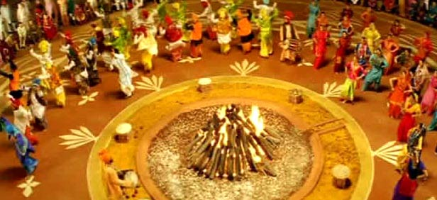 Happy Lohri Date 2018 in India