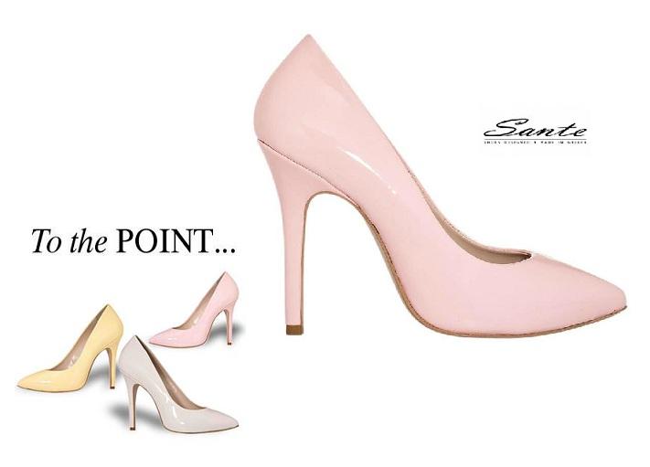 2749bcce85c Οι νέες παστέλ γόβες της Sante Shoes Άνοιξη/Καλοκαίρι 2013 ...