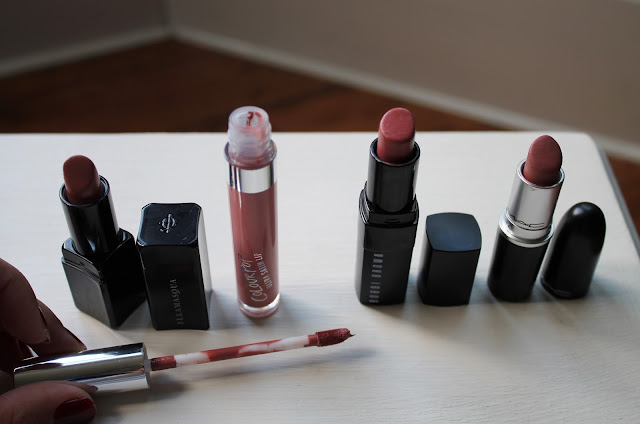 4 Flattering Post-Holiday Nude Lips