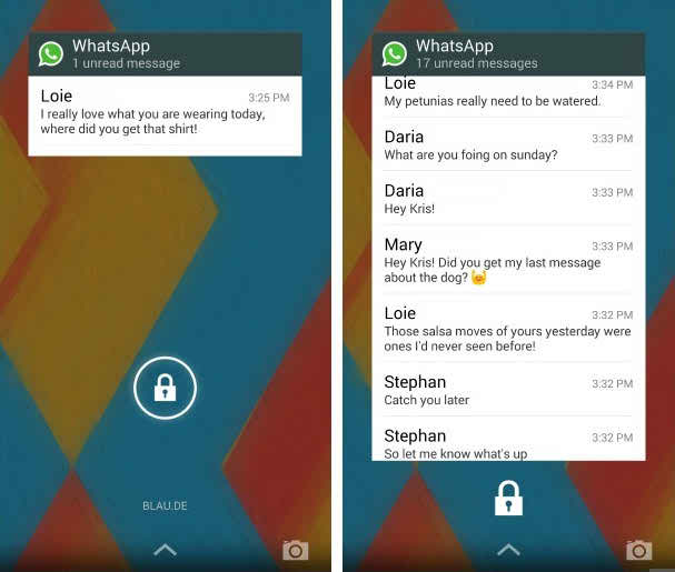 4 Simple Methods to Read WhatsApp Messages Without Sender Know 2
