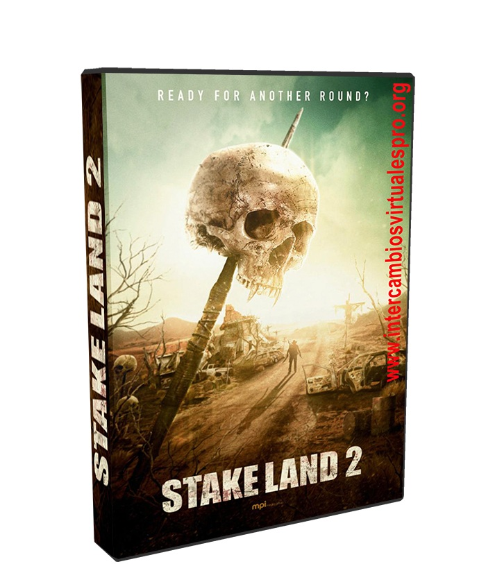 The Stakelander poster box cover