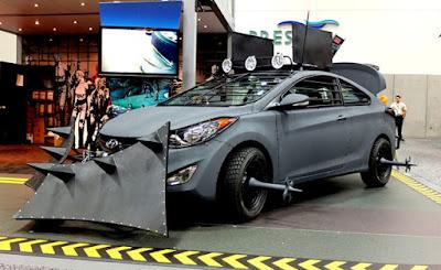 Delitos contra la seguridad vial (X): asesinato usando vehículo que excluye el 381 Cp