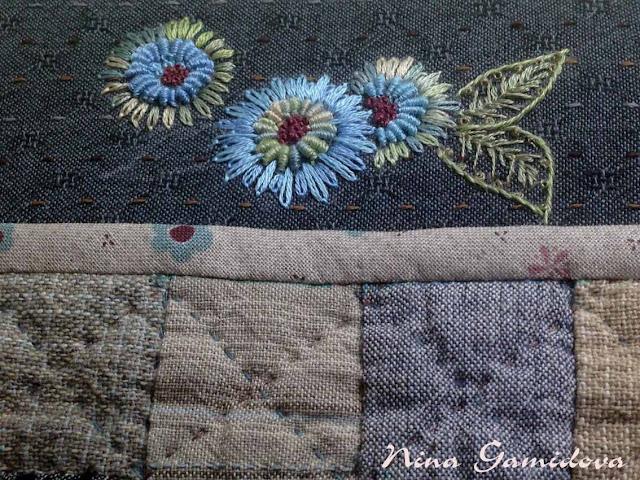 ручная вышивка дмс
