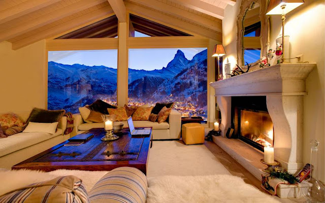 Living Room for a fireplace