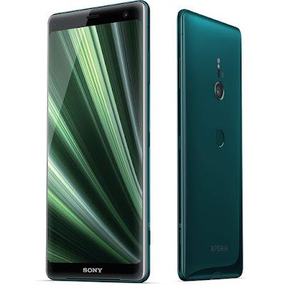 Sony Xperia XZ3 verde