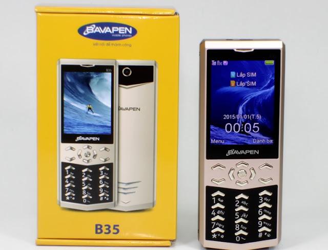 điện thoại Bavapen B35
