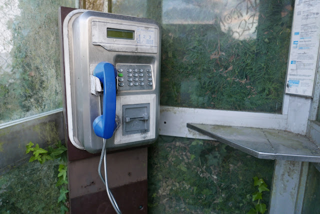 Panasonic LX100 Téléphone vintage