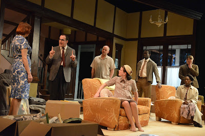 Theatre Review: Clybourne Park - Richmond Theatre (UK Tour) ✭✭✭