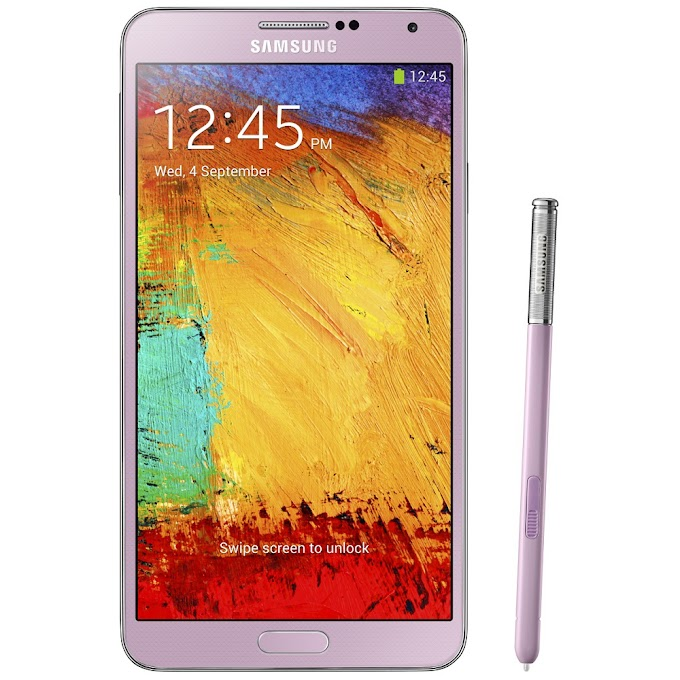Samsung Galaxy Note 3 receives Android 5.0 Lollipop