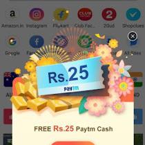 Injoy App Loot - Per Refer Rs10 Free Paytm Cash Instant