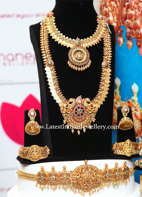 Manepally Kasu Wedding Jewellery