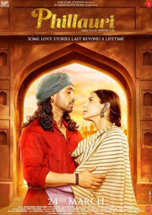 Phillauri 2017 DVDRip 400MB Full Hindi Movie Download 480p Watch Online Free bolly4u