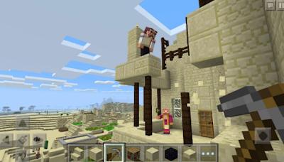 Minecraft PE Mod Apk