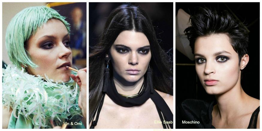 Fall 16 makeup Trends Smoky Eyes
