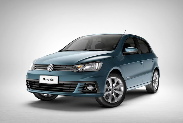 VW Gol Highline 2017