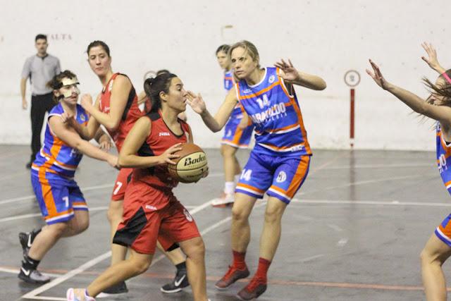 Baloncesto | Dosa asegura la permanencia en una jornada con gran victoria de Barakaldo EST